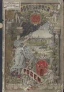 Adress- und Geschäfts- Handbuch der Stadt Posen. 1894