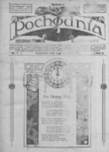 Pochodnia. Narodowy Tygodnik Illustrowany. 1914.01.01 R.2 nr1