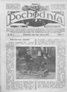 Pochodnia. Narodowy Tygodnik Illustrowany. 1914.03.05 R.2 nr10