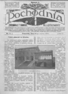Pochodnia. Narodowy Tygodnik Illustrowany. 1914.03.12 R.2 nr11