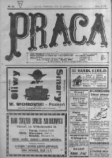Praca: tygodnik polityczny i literacki, illustrowany. 1918.10.27 R.22 nr43