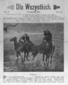 Dla Wszystkich. 1907 R.7 nr16