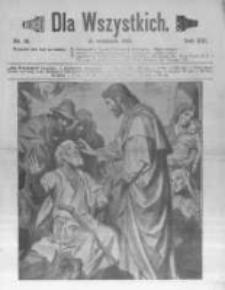 Dla Wszystkich. 1913 R.13 nr18