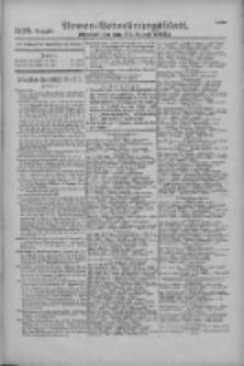 Armee-Verordnungsblatt. Verlustlisten 1916.08.24 Ausgabe 1119