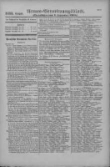 Armee-Verordnungsblatt. Verlustlisten 1916.09.01 Ausgabe 1133