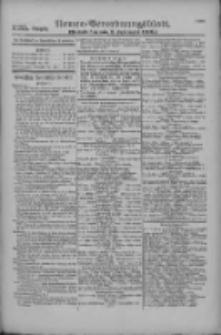 Armee-Verordnungsblatt. Verlustlisten 1916.09.02 Ausgabe 1135