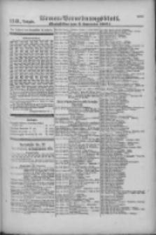 Armee-Verordnungsblatt. Verlustlisten 1916.09.06 Ausgabe 1141