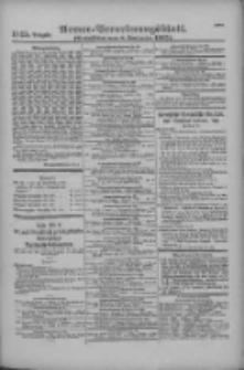 Armee-Verordnungsblatt. Verlustlisten 1916.09.08 Ausgabe 1145