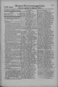 Armee-Verordnungsblatt. Verlustlisten 1916.09.11 Ausgabe 1149