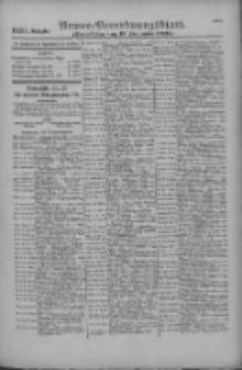 Armee-Verordnungsblatt. Verlustlisten 1916.09.12 Ausgabe 1151
