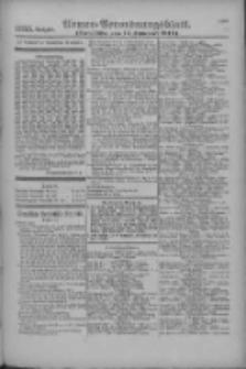 Armee-Verordnungsblatt. Verlustlisten 1916.09.14 Ausgabe 1155