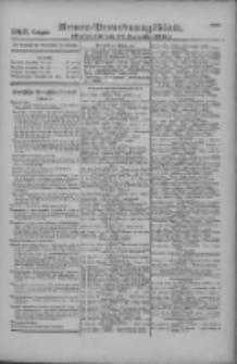 Armee-Verordnungsblatt. Verlustlisten 1916.09.22 Ausgabe 1169