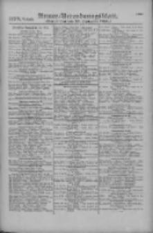 Armee-Verordnungsblatt. Verlustlisten 1916.09.22 Ausgabe 1170
