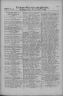 Armee-Verordnungsblatt. Verlustlisten 1916.09.23 Ausgabe 1172