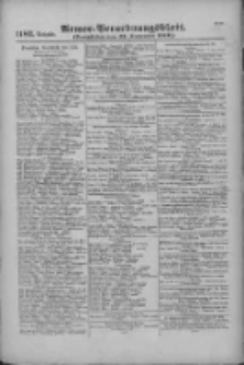 Armee-Verordnungsblatt. Verlustlisten 1916.09.29 Ausgabe 1182