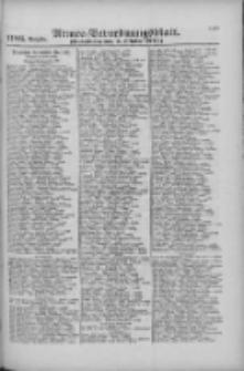 Armee-Verordnungsblatt. Verlustlisten 1916.10.02 Ausgabe 1186