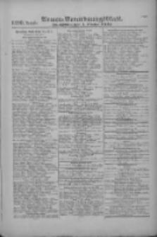 Armee-Verordnungsblatt. Verlustlisten 1916.10.04 Ausgabe 1190