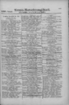 Armee-Verordnungsblatt. Verlustlisten 1916.10.09 Ausgabe 1198