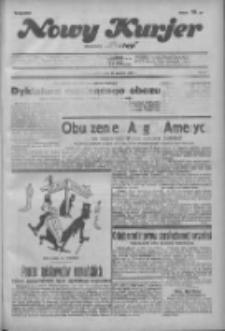 Nowy Kurjer 1934.04.21 R.45 Nr91