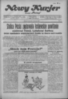 Nowy Kurjer 1934.04.24 R.45 Nr93