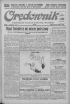 Orędownik: ilustrowany dziennik narodowy i katolicki 1938.04.15 R.68 Nr88