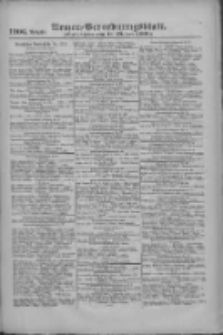Armee-Verordnungsblatt. Verlustlisten 1916.10.13 Ausgabe 1206