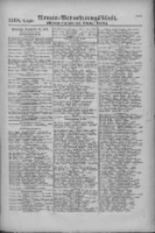 Armee-Verordnungsblatt. Verlustlisten 1916.10.14 Ausgabe 1208