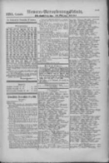 Armee-Verordnungsblatt. Verlustlisten 1916.10.17 Ausgabe 1211