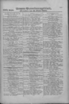 Armee-Verordnungsblatt. Verlustlisten 1916.10.17 Ausgabe 1212