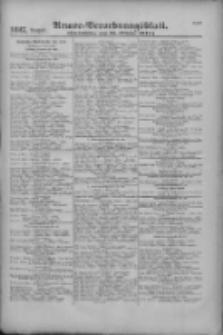 Armee-Verordnungsblatt. Verlustlisten 1916.10.25 Ausgabe 1227