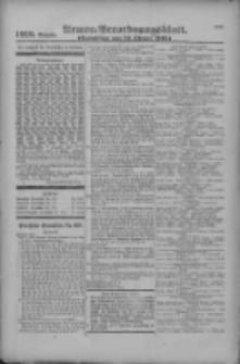 Armee-Verordnungsblatt. Verlustlisten 1916.10.26 Ausgabe 1228