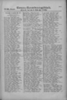 Armee-Verordnungsblatt. Verlustlisten 1916.11.01 Ausgabe 1240
