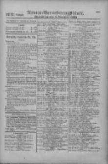 Armee-Verordnungsblatt. Verlustlisten 1916.11.06 Ausgabe 1247
