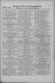 Armee-Verordnungsblatt. Verlustlisten 1916.11.07 Ausgabe 1249