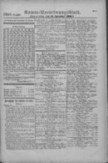 Armee-Verordnungsblatt. Verlustlisten 1916.11.11 Ausgabe 1256