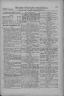 Armee-Verordnungsblatt. Verlustlisten 1916.11.14 Ausgabe 1260