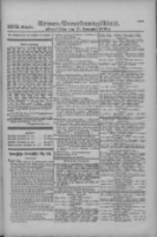 Armee-Verordnungsblatt. Verlustlisten 1916.11.15 Ausgabe 1262