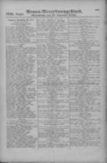 Armee-Verordnungsblatt. Verlustlisten 1916.11.15 Ausgabe 1263