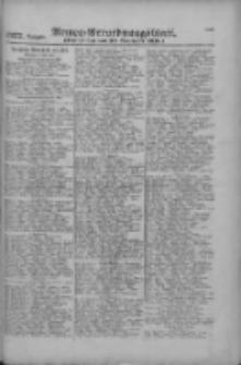 Armee-Verordnungsblatt. Verlustlisten 1916.11.24 Ausgabe 1277
