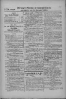 Armee-Verordnungsblatt. Verlustlisten 1916.11.25 Ausgabe 1278