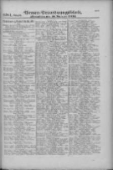 Armee-Verordnungsblatt. Verlustlisten 1916.11.28 Ausgabe 1284
