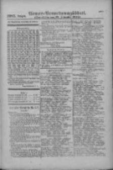 Armee-Verordnungsblatt. Verlustlisten 1916.11.29 Ausgabe 1285