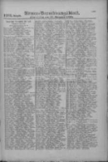 Armee-Verordnungsblatt. Verlustlisten 1916.11.29 Ausgabe 1286