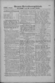 Armee-Verordnungsblatt. Verlustlisten 1916.11.30 Ausgabe 1287