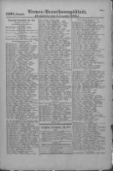Armee-Verordnungsblatt. Verlustlisten 1916.12.01 Ausgabe 1290