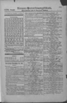 Armee-Verordnungsblatt. Verlustlisten 1916.12.01 Ausgabe 1291