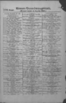 Armee-Verordnungsblatt. Verlustlisten 1916.12.02 Ausgabe 1292