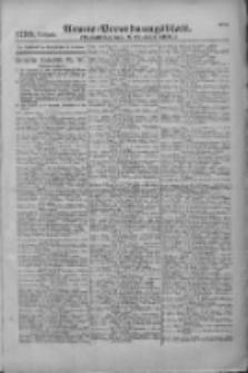 Armee-Verordnungsblatt. Verlustlisten 1916.12.08 Ausgabe 1299