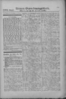 Armee-Verordnungsblatt. Verlustlisten 1916.12.13 Ausgabe 1304