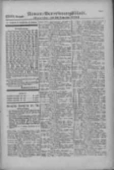 Armee-Verordnungsblatt. Verlustlisten 1916.12.16 Ausgabe 1309